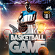 Basketball Game Flyer - GraphicRiver Item for Sale
