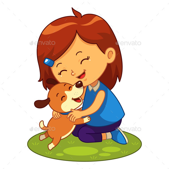 My Puppy Pet Friend - People Characters