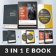 E Book Template Bundle | Volume - 4 - GraphicRiver Item for Sale