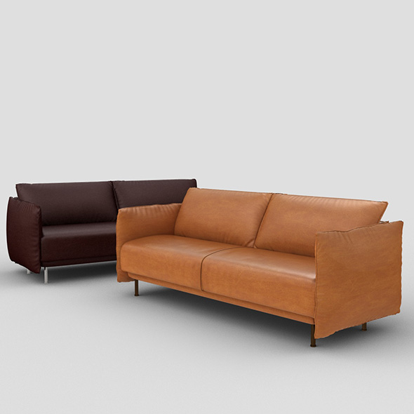 sofa_twils - 3DOcean Item for Sale
