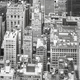 New York City black and white aerial picture, USA. - PhotoDune Item for Sale