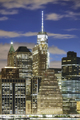 Manhattan at dusk, New York, USA. - PhotoDune Item for Sale