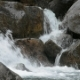 Strong Flows of River Is Draining From Stones, - VideoHive Item for Sale
