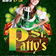 Saint Patricks Day Flyer Template V3 - GraphicRiver Item for Sale