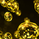 Gold Liquid Blobs - VideoHive Item for Sale