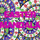 Easter Mandala Pack 2 - VideoHive Item for Sale