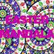 Easter Mandala Pack 2 - VideoHive Item for Sale