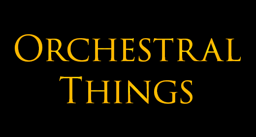 Orchestral Things by LaKonst
