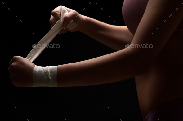 Ready for fight. - Stock Photo - Images