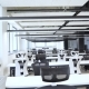 The Spacious Black and White Office - VideoHive Item for Sale