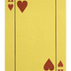Golden playing cards, King of hearts - PhotoDune Item for Sale
