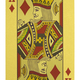 Golden playing cards, King of diamonds - PhotoDune Item for Sale
