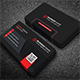 Business Card Dark Version - GraphicRiver Item for Sale