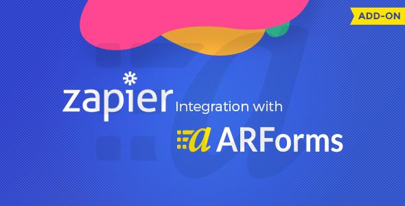 zapier integration with ARForms