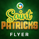 St.Patrick's Day Flyer Template