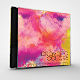 Dramatic Color Sounds CD/DVD Photoshop Template