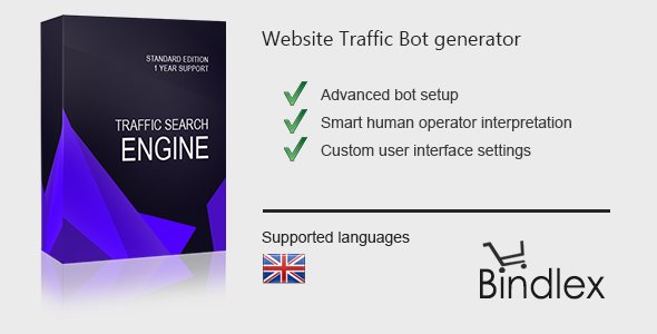 Traffic Search Engine - CodeCanyon Item for Sale
