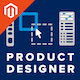 Visual Product Designer/Customizer for Magento 1