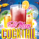 Full Moon Cocktail Party - GraphicRiver Item for Sale