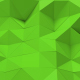 Green Polygonal Geometric Loop - VideoHive Item for Sale