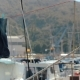 Boats Docked at the Port in Cartagena, Spain - VideoHive Item for Sale