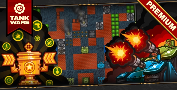 Warriors VS Evil Spirits - HTML5 Game 5 Levels + Mobile Version! (Construct 3 | Construct 2 | Capx) - 10