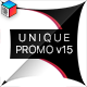 Unique Promo v15 - VideoHive Item for Sale