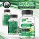 Supplement Packaging | Garcinia Cambogia