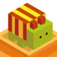 Isometric Game Animal Kit - GraphicRiver Item for Sale