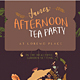 Afternoon Tea Party Flyer Template - GraphicRiver Item for Sale