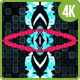 Colorful Spiral VJ Loop 001 - VideoHive Item for Sale
