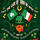 Saint Patricks Day Flyer Template V4 - GraphicRiver Item for Sale