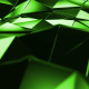 Green Polygonal Geometric Surface Loop - VideoHive Item for Sale