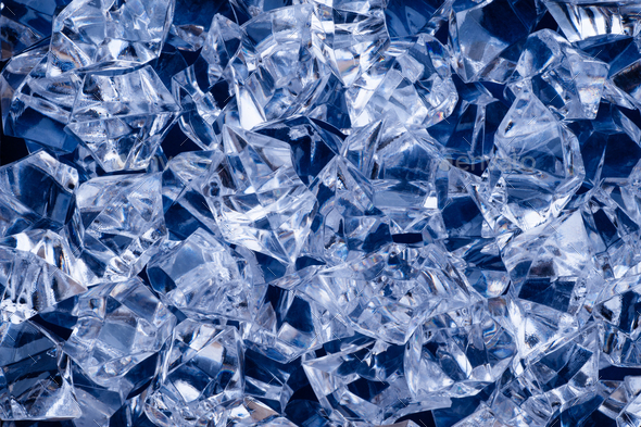 Ice background - Stock Photo - Images