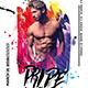 Pride Night Party Flyer