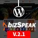 BizSpeak - Industrial WordPress Theme