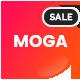 Moga - Creative Agency & Business WordPress Theme