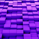 Purple Cubes Background Loopable - VideoHive Item for Sale