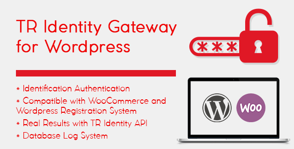 TR Identity Gateway - Turkish Identification Authentication System - CodeCanyon Item for Sale