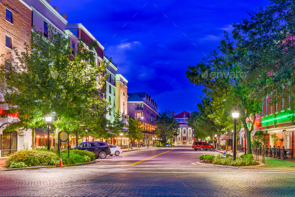 Gainesville, Florida, USA - Stock Photo - Images