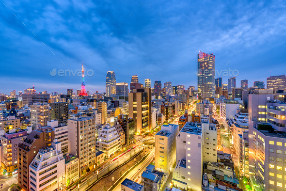 Tokyo, Japan - Stock Photo - Images