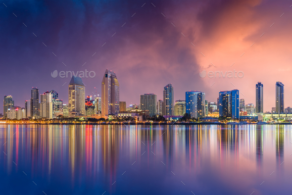 San Diego California - Stock Photo - Images