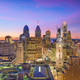 Philadelphia, Pennsylvania Skyline - PhotoDune Item for Sale