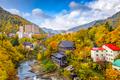 Jozankei, Japan in Autumn - PhotoDune Item for Sale