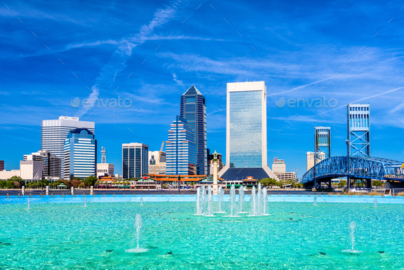 Jacksonville, Florida, USA - Stock Photo - Images