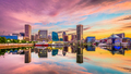 Baltimore, Maryland Skyline - PhotoDune Item for Sale