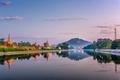 Mandalay, Myanmar at Mandalay Hill - PhotoDune Item for Sale