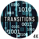 Digital Data Stream Transitions - VideoHive Item for Sale