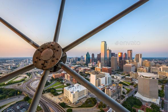 Dallas Texas USA - Stock Photo - Images