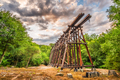 Athens, Georgia, USA Train Trestle - PhotoDune Item for Sale